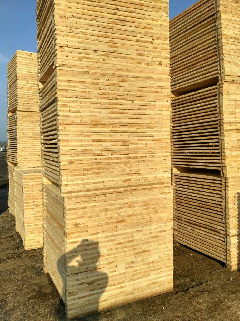 parduodame medieną